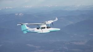 SkiGull soars over Coeur d'Alene